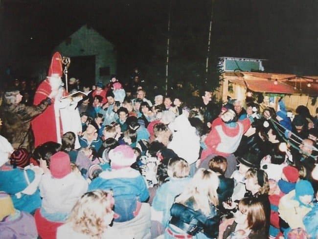 Für die Kleinen kommt am Sonntag der Nikolaus